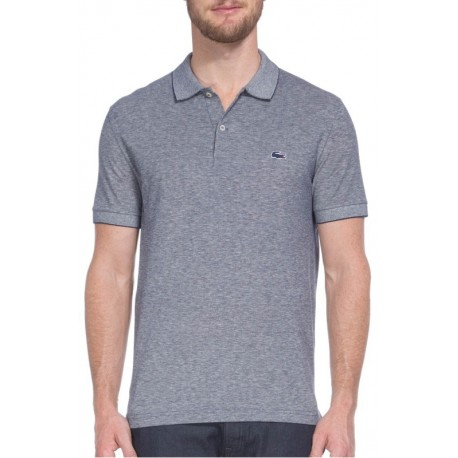 e1c3f4c059f9d Camisa Polo Lacoste Regular Fit PH9788 21 HHW Masculina - Compras Online