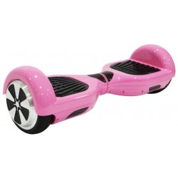 "Scooter Smart Balance Wheel com Roda de 6.5"" e Bluetooth - Rosa"