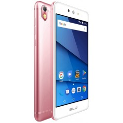 "Smartphone Blu GRAND M2 Dual Sim 3G Tela 5.2"" 4Core Câm. 5MP/5MP Rose"