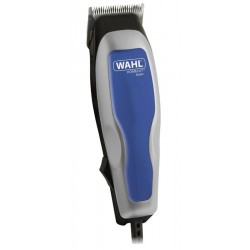 Kit Máquina de Corte Wahl Homecut Basic Haircutting 9314-2818 - Cinza/Azul (220V)