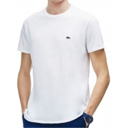 Camiseta Lacoste Regular Fit TH6709 21 001 Masculino