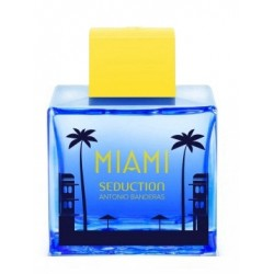 Perfume Antonio Bandera Blue Miami Seduction EDT 100mL Masculino