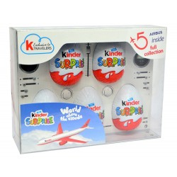 Chocolate Kinder Surprise Collection 100g (5 Unidades)