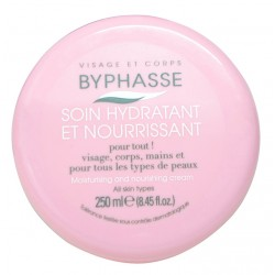 Creme Corporal Byphasse Soin Hydratant Skin Types 250mL