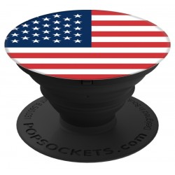 Suporte Universal para Smartphone e Tabletes PopSockets - American Flag