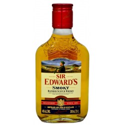Whisky Sir Edwards Smoky 200mL