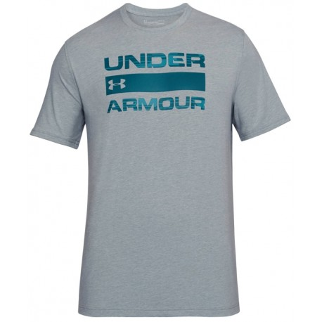 Camiseta Under Armour Team Issue Wordmark 1314002-035 - Masculino ... 2eca70fba68d3