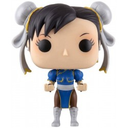 Boneco Chun-Li - Street Fighter - Funko POP! 136