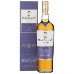 Whisky The Macallan Triple Cask Fine Oak 18 anos 700mL