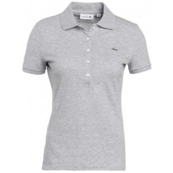 c21b5a4328d Camisa Polo Lacoste Slim Fit PF6762 21 CCA - Feminina