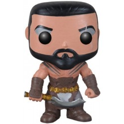 Boneco Khal Drogo - Game of Thrones - Funko POP! 04