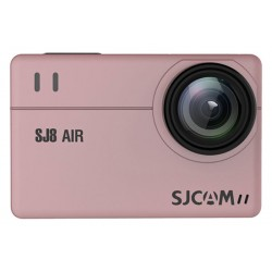 "Câmera SJCAM SJ8 Air ActionCAM 2.33"" Touch 4K - Rose Gold"