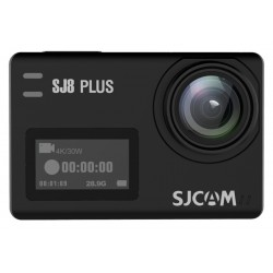 Câmera SJCAM SJ8 Plus ActionCAM 2.33'' Touch Screen 4K/WiFi - Preto