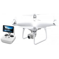 Drone DJI Phantom 4 Advanced+ e Controle Com Tela