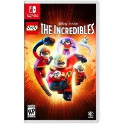 Jogo Lego The Incredibles - Nintendo Switch