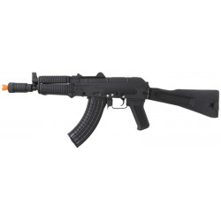 Fuzil Airsoft Army Armament AK47 AEG Preto BBS 6mm