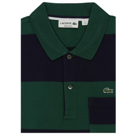87950ac5878fe Camisa Polo Lacoste Regular Fit DH9979 21 1MS Masculina - Compras Online