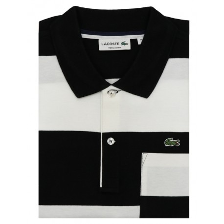 2966dbcaba486 Camisa Polo Lacoste Regular Fit DH9979 21 258 Masculina - Compras Online