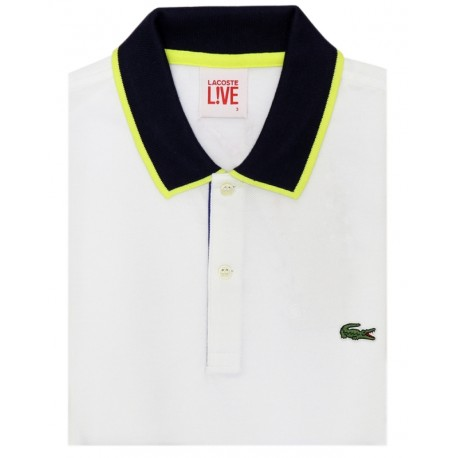 a48ba1d01038d Camisa Polo Lacoste Live PH1344 21 USS - Masculina - Compras Online