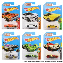 Carrinhos Hot Wheels Showdown C4982 Diversos
