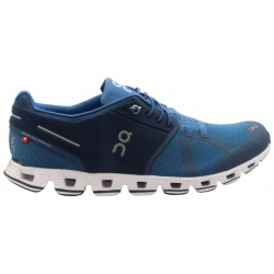 On Running Cloud 00019.99989 - Blue/Denim (Masculino)