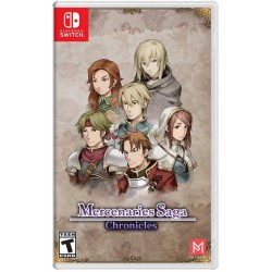 Jogo Mercenaries Saga Chronicles - Nintendo Switch