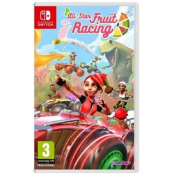 Jogo All-Star Fruit Racing - Nintendo Switch