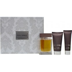 Kit Perfume Dolce & Gabbana The One EDT 100mL + After Shave 75mL + Shower 50mL
