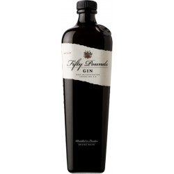 Gin Fifty Pounds London Dry 700mL