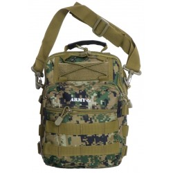 Bolsa Tática Army Armament 1211 - Camuflagem Digital