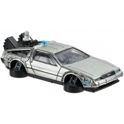 Delorean Time Machine Hover Mode Mattel Hot Wheels Back to The Future DWJ79
