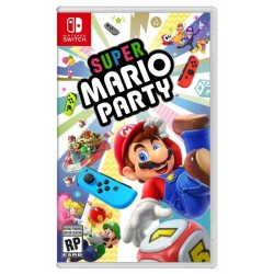 Jogo Super Mario Party - Nintendo Switch