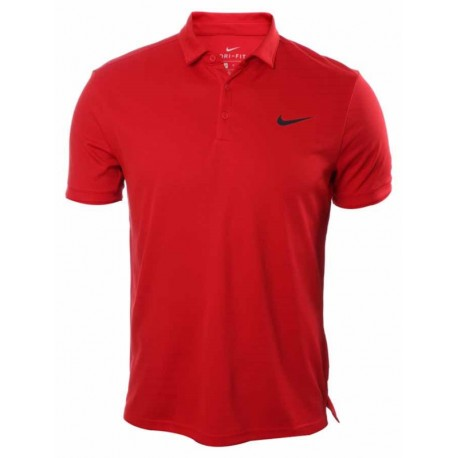 82b6ab76f3 Camisa Polo Nike Court Dry 830849 688 Masculina - Compras Online