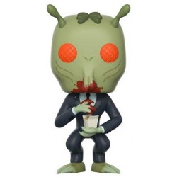 Muñeco Cornvelious Daniel - Rick and Morty - Funko POP! 334