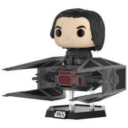 Muñeco Kylo Ren with The Fighter - Star Wars - Funko POP! 215