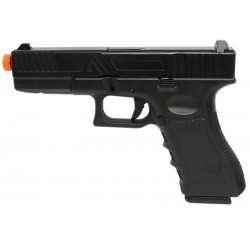 Pistola Airsoft Double Bell G17AA 756 GBB Preto BBS 6mm