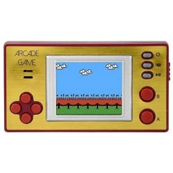 Mini Video Game Portátil Bak Mini Retro - BK-8059 (153 juegos)