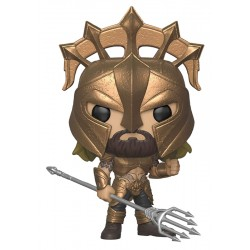 Boneco Arthur Curry as Gladiator - Aquaman - Funko POP! 244