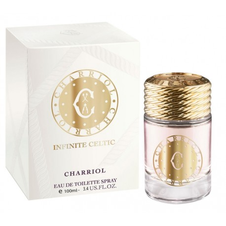 Perfume Charriol Infinite Celtic EDT 100mL - Femenino