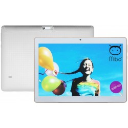 "Tablet Mibo MBT-10 Tela 10"" WiFi 1Gb/8Gb Câm. 0.3/5MP Blanco"