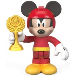 Muñeco Fisher Price Mickey and the Roadster Racers Mickey Piloto FJT75