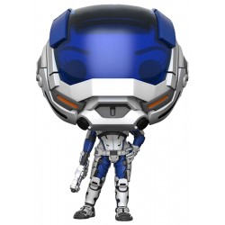 Boneco Sra Ryder Mass Effect Exclusive - Funko POP! 186