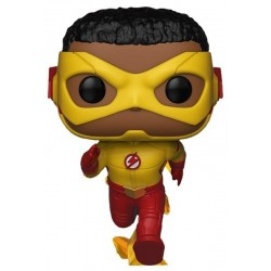 Boneco Kid Flash - The Flash - Funko POP! 714
