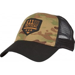 Kepi 5.11 Tactical Multicam Snap Back 89434-169 Multicam