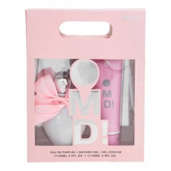 Kit Perfume Omerta OMD EDP 100mL + Swower Gel 100mL - Femenino