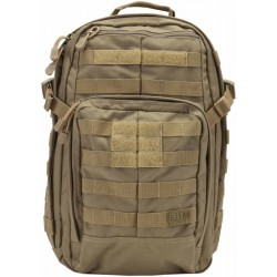 Mochila 5.11 Tactical Rush 12 56892-328 Sandstone 21L