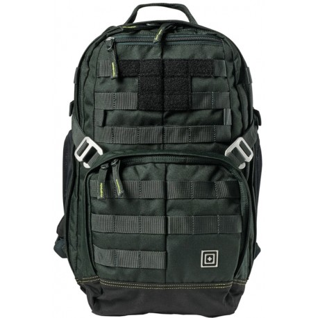Mochila 5.11 Tactical Mira 2 en 1 56338-233 Oil Green 25L