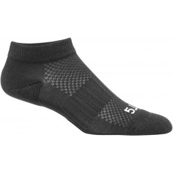"Medias 5.11 Tactical 6"" PT Ankle Sock 10035-019 Negro (3 Pares)"