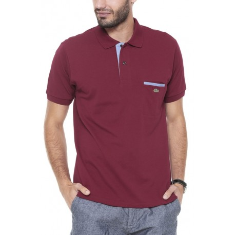 48716bc031dc4 Camisa Polo Lacoste PH198121 476 - Masculina - Compras Online