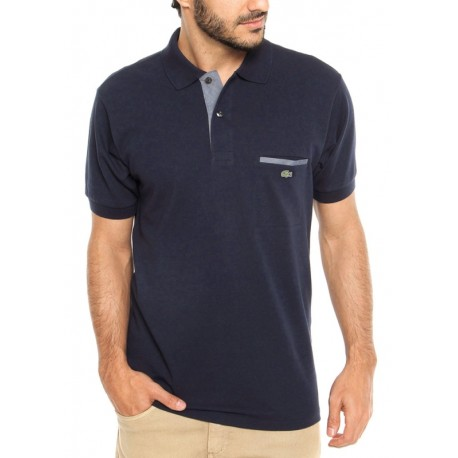 21725801aaf72 Camisa Polo Lacoste PH198121 166 - Masculina - Compras Online